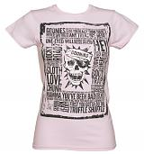 Ladies Goonies Quotes T-Shirt