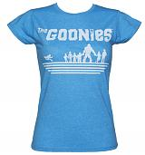 Ladies Goonies Silhouette T-Shirt