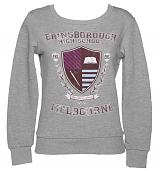 Ladies Grey Neighbours Erinsborough High Sweater