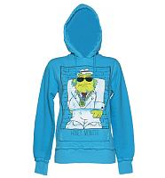 Ladies Honey Monster Puff Daddy Sugar Puffs Heavyweight Hoodie