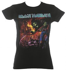 Ladies Iron Maiden From Fear To Eternity T-Shirt [View details]