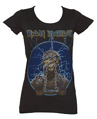 Ladies Iron Maiden Mummy T-Shirt from Amplified [View details]