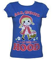 Ladies It's All Good In the Hood Vintage T-Shirt