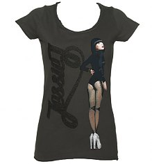 Ladies Jessie J T-Shirt from Amplified Vintage [View details]