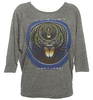 Ladies Long Sleeve Scarab Beetle Journey Raglan T-Shirt from Chaser LA