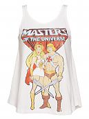 Ladies Masters of the Universe He-Man and She-Ra Swing Vest