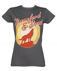 Ladies Mumford & Sons Hopeless T-Shirt [View details]