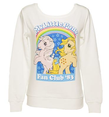 Ladies My Little Pony Fan Club '83 Jumper