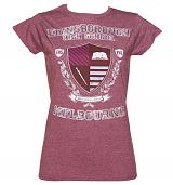Ladies Neighbours Erinsborough High Uniform T-Shirt