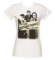 Ladies Only Fools and Horses Group Sign T-Shirt from Sticks and Stones