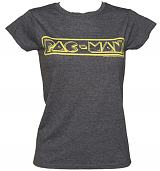 Ladies Pac-Man Logo T-Shirt