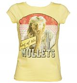 Ladies Pat Sharp King of the Mullets T-Shirt