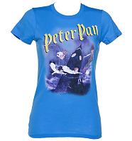 Ladies Peter Pan Flying T-Shirt