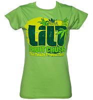 Ladies Retro Lilt T-Shirt
