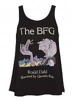 Ladies Roald Dahl The BFG Swing Vest