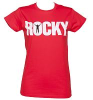 Ladies Rocky Logo T-Shirt