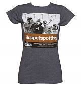 Ladies Sesame Street Muppetspotting T-Shirt