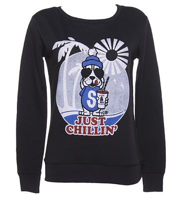 Ladies Slush Puppie Just Chillin Sweater