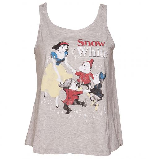 Ladies Snow White and The Seven Dwarves Swing Vest
