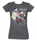 Ladies Snow White and The Seven Dwarves T-Shirt