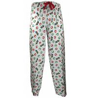 Ladies Super Mario Brothers All Over Print Lounge Pants