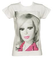 Ladies Thunderbirds Photographic Lady Penelope T-Shirt