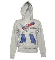 Ladies Transformers Autobot Hoodie