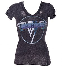 Ladies Van Halen 79 Tour T-Shirt from Chaser LA [View details]