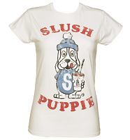 Ladies Vintage Slush Puppie T-Shirt