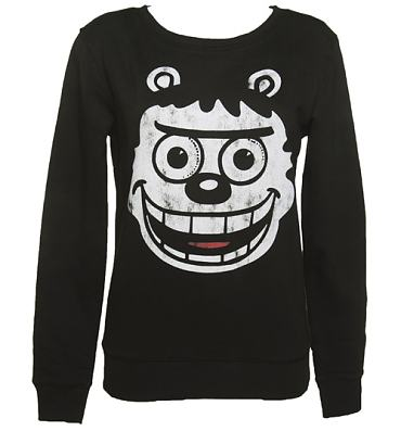 Ladies Gnasher Face Beano Sweater