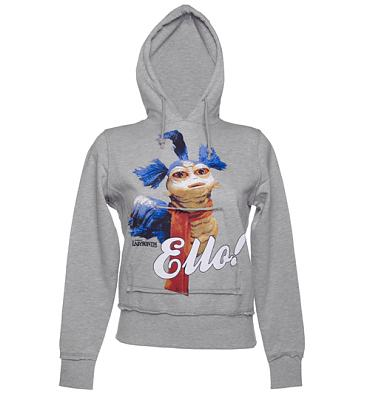 Ladies Worm Ello Labyrinth Hoodie