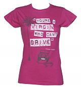 Ladies You're A Virgin Who Can't Drive Clueless T-Shirt