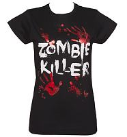 Ladies Zombie Killer T-Shirt