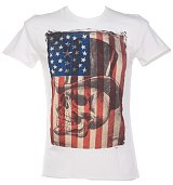 Men's Patriot Off White T-Shirt from Amplified Dark Souls