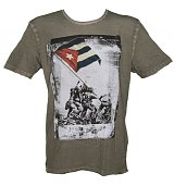 Men's Victory Oil Wash T-Shirt from Amplified Dark Souls