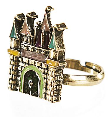 Magic Castle Princess Ring from Bits and Bows