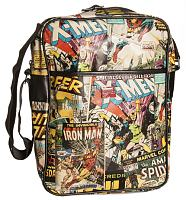 Marvel Comics Characters Flight Bag