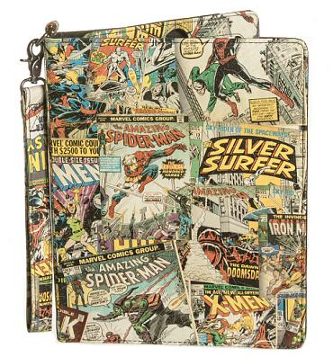 Marvel Comics Characters iPad Case