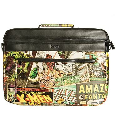 Marvel Comics Characters Laptop Case
