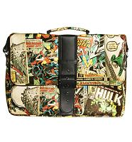 Marvel Comics Characters Satchel Bag
