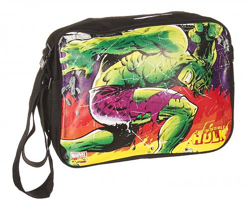 Marvel Comics Incredible Hulk Messenger Bag