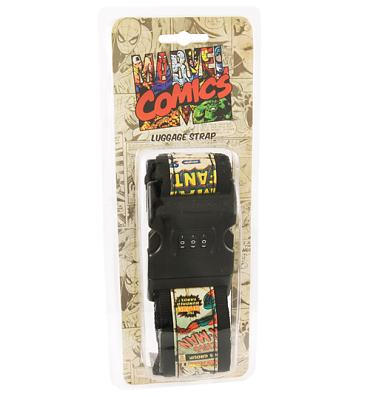Marvel Comics Characters Luggage Strap