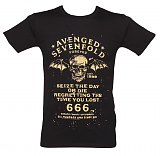 Men's Avenged Sevenfold Seize The Day T-Shirt