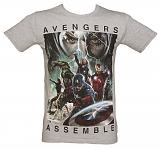 Men's Avengers Assemble T-Shirt