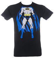 Men's Batman Full Body Costume T-Shirt