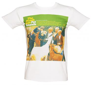 Men's Beach Boys Pet Sounds T-Shirt