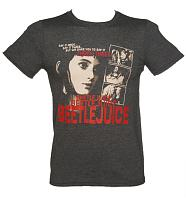 Men's Beetlejuice Lydia Poster T-Shirt