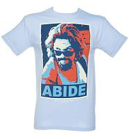 Men's Big Lebowski Abide T-Shirt