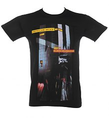 Men's Black Depeche Mode Black Celebration T-Shirt [View details]