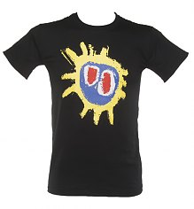 Men's Black Primal Sceam Screamadelica T-Shirt [View details]